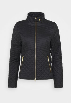 FORMATION QUILT - Light jacket - black