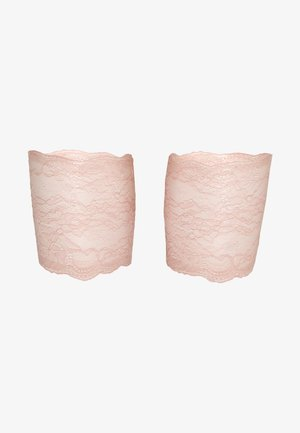 BE SWEET TO YOUR LEGS - Overkneestrumpor - blush pink