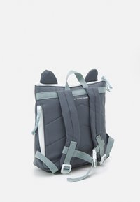 Lässig - TINY COOLER BACKPACK ABOUT FRIENDS RACOON UNISEX - Rucksack - grey - 1