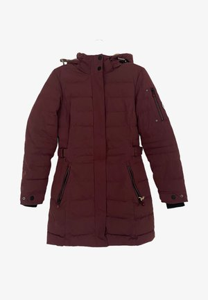 HAWANI - Winter coat - dark red