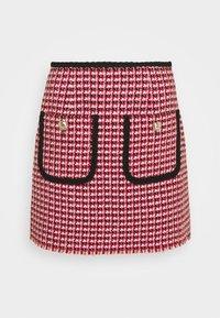 maje - JENALT - A-line skirt - fuchsia - 3