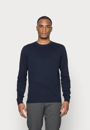 STRUCTURE - Sweater - navy