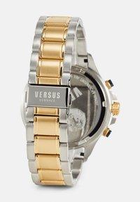 Versus Versace - VOLTA - Zegarek chronograficzny - two-tone blue - 1
