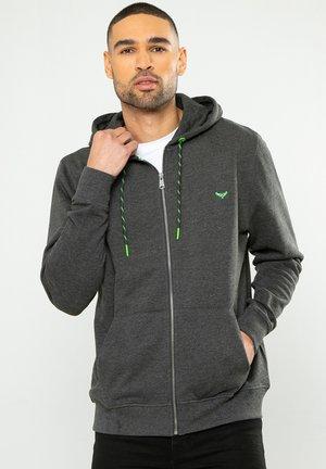 TANGERINE - Zip-up hoodie - dunkelgrau