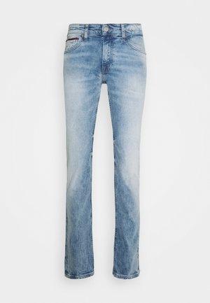 SCANTON SLIM - Jeans Slim Fit - corry light blue stretch