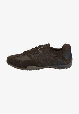 Sneakersy niskie - dk brown/chocolate c6414