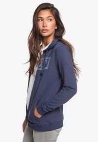 Roxy - COSMIC NIGHTS - Zip-up sweatshirt - mood indigo - 3
