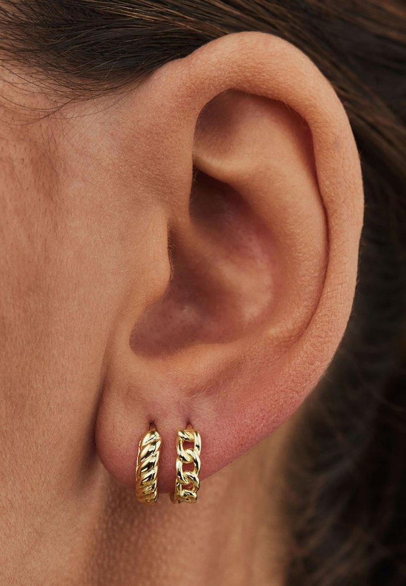Selected Jewels - SET - Earrings - gold