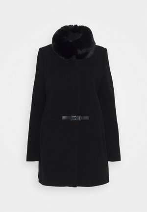GERVAIS - Short coat - noir