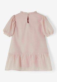 Name it - Day dress - adobe rose - 1
