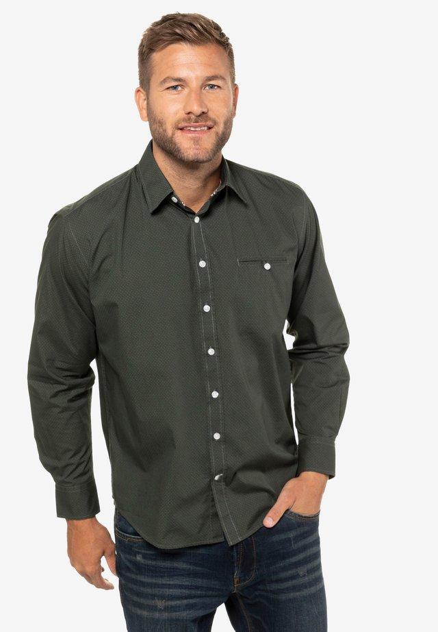 Overhemd - olive