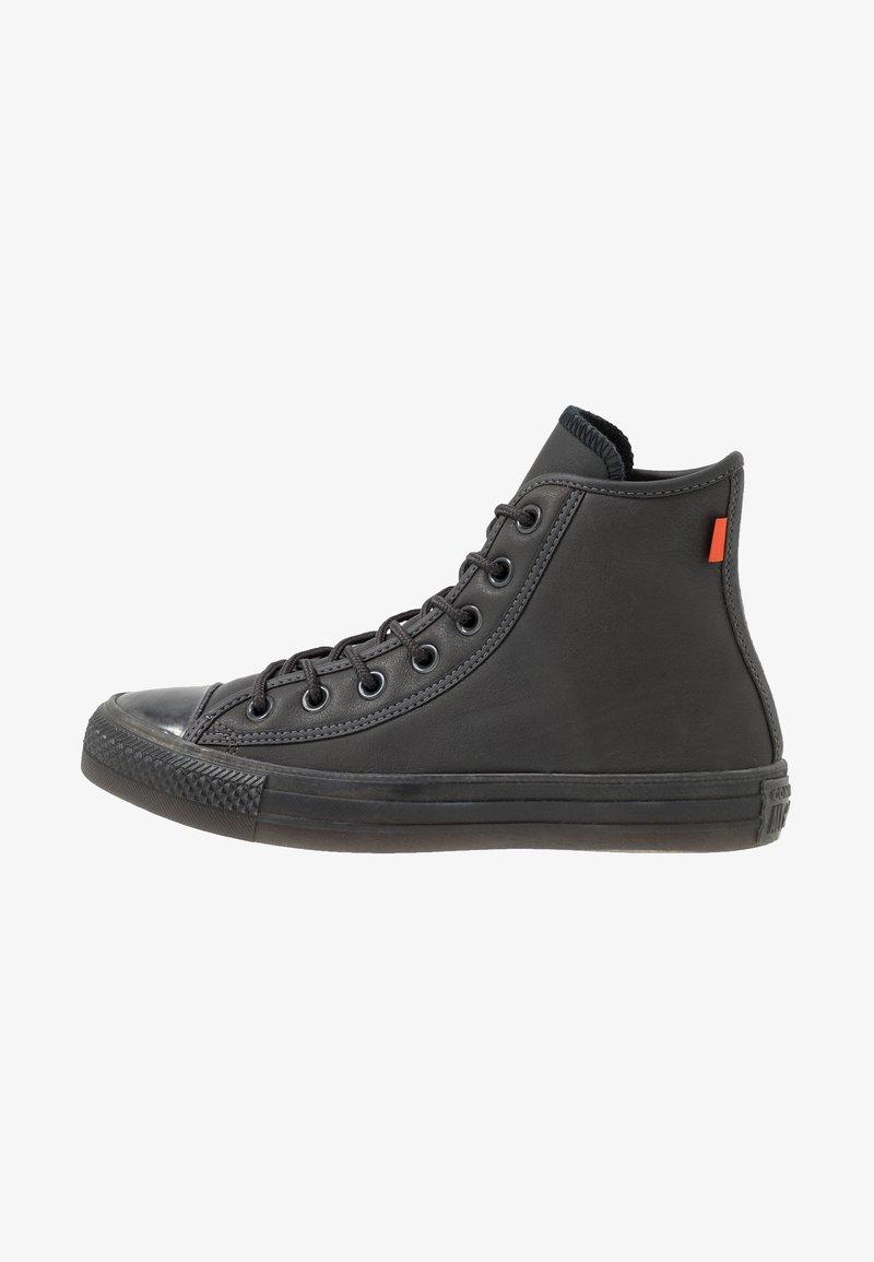 Converse - CHUCK TAYLOR ALL STAR - Höga sneakers - almost black