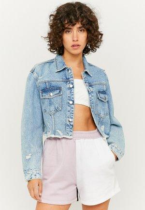 Denim jacket - blu