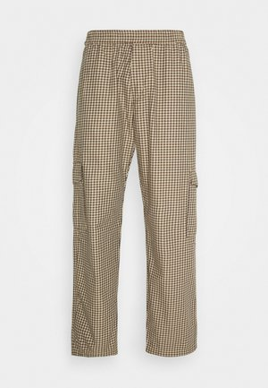 LOOSE SURFER CARGO PANTS UNISEX - Pantaloni - brown