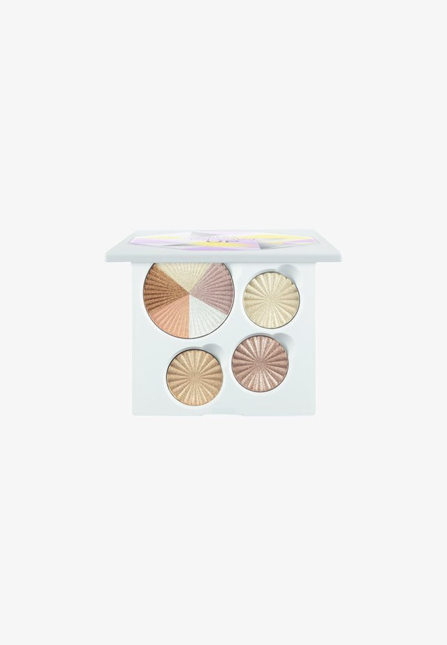 HIGHLIGHTER PALETTE - Set de maquillage - glow up palette