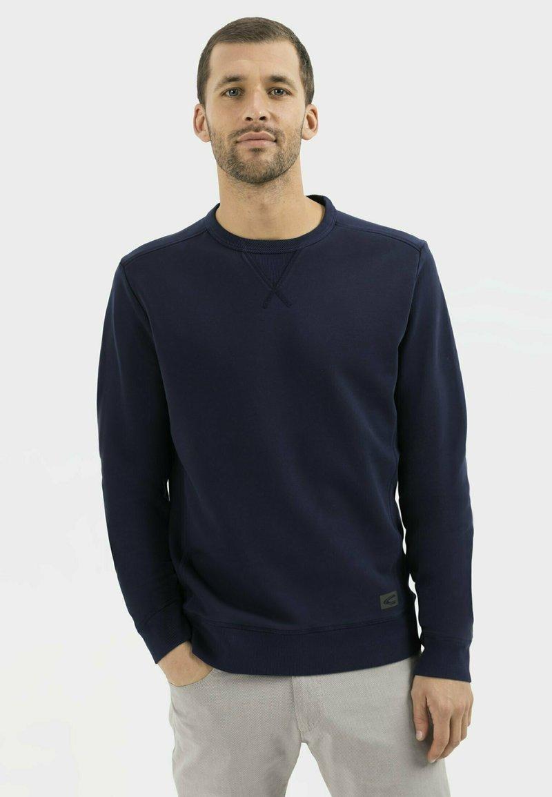 camel active - Sweatshirt - dark blue
