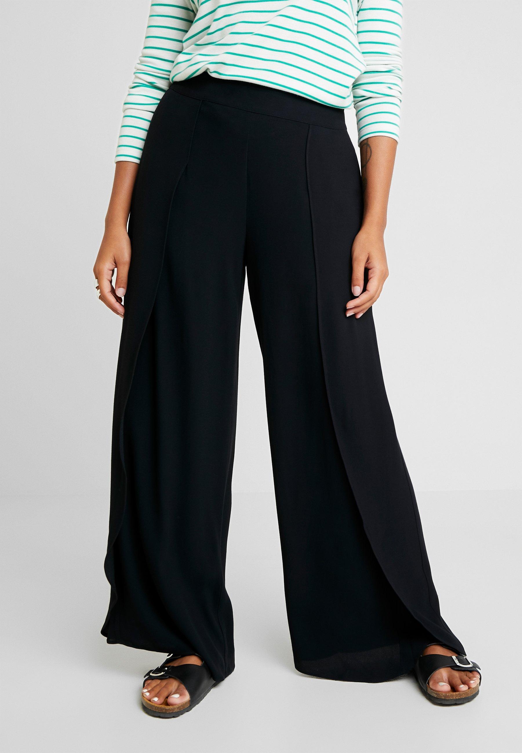 SLFUMA MPANT Bukse black