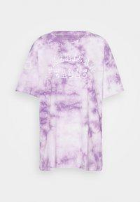 American Eagle - BRANDED FASHION LENNON TEE - Print T-shirt - purple - 0