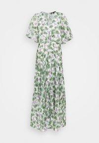 maje - ROCHELLE - Maxi šaty - végétal écru vert - 5