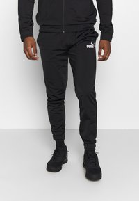 Puma - RETRO TRACK SUIT - Survêtement - black - 3