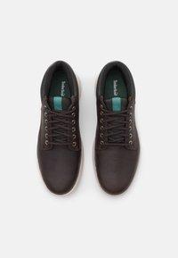 Timberland - BRADSTREET ULTRA GTX - High-top trainers - dark brown - 3