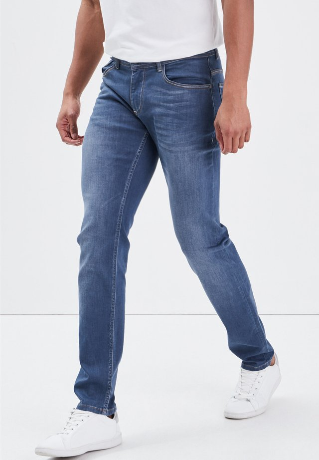 Slim fit jeans - denim dirty