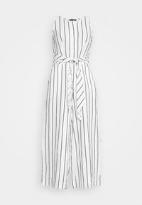 Banana Republic - FRONT STRIPE - Jumpsuit - black - 4