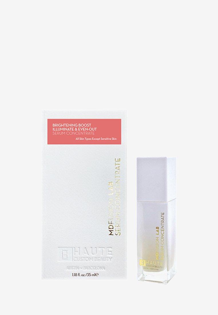 Haute Custom Beauty - BRIGHTENING BOOSTATTENUATE & EVEN-OUTSERUM - Serum - neutral
