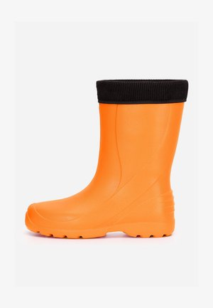 Wellies - orange
