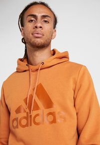 adidas Performance - Zip-up hoodie - brown - 3