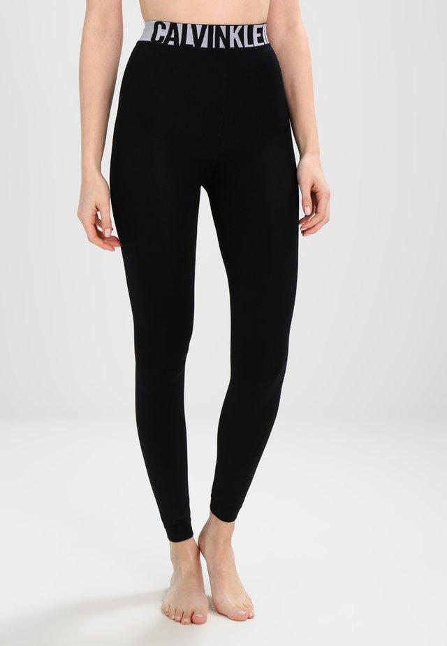 LISSY MODERN UNDERWEAR LOGO - Legging - black