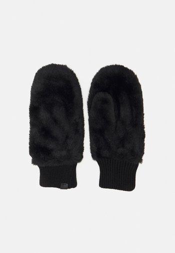 MITTENS - Rękawiczki z jednym palcem - black
