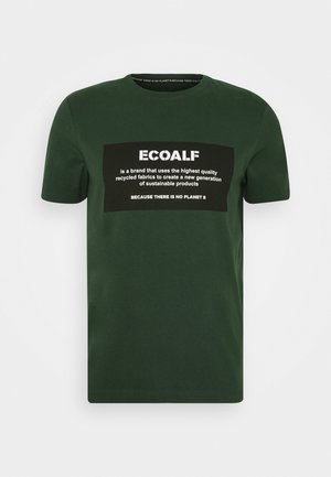 NATAL PATCH - T-shirts med print - korean green