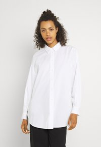 ONLY - ONLNORA NEW SHIRT - Blouse - white - 0