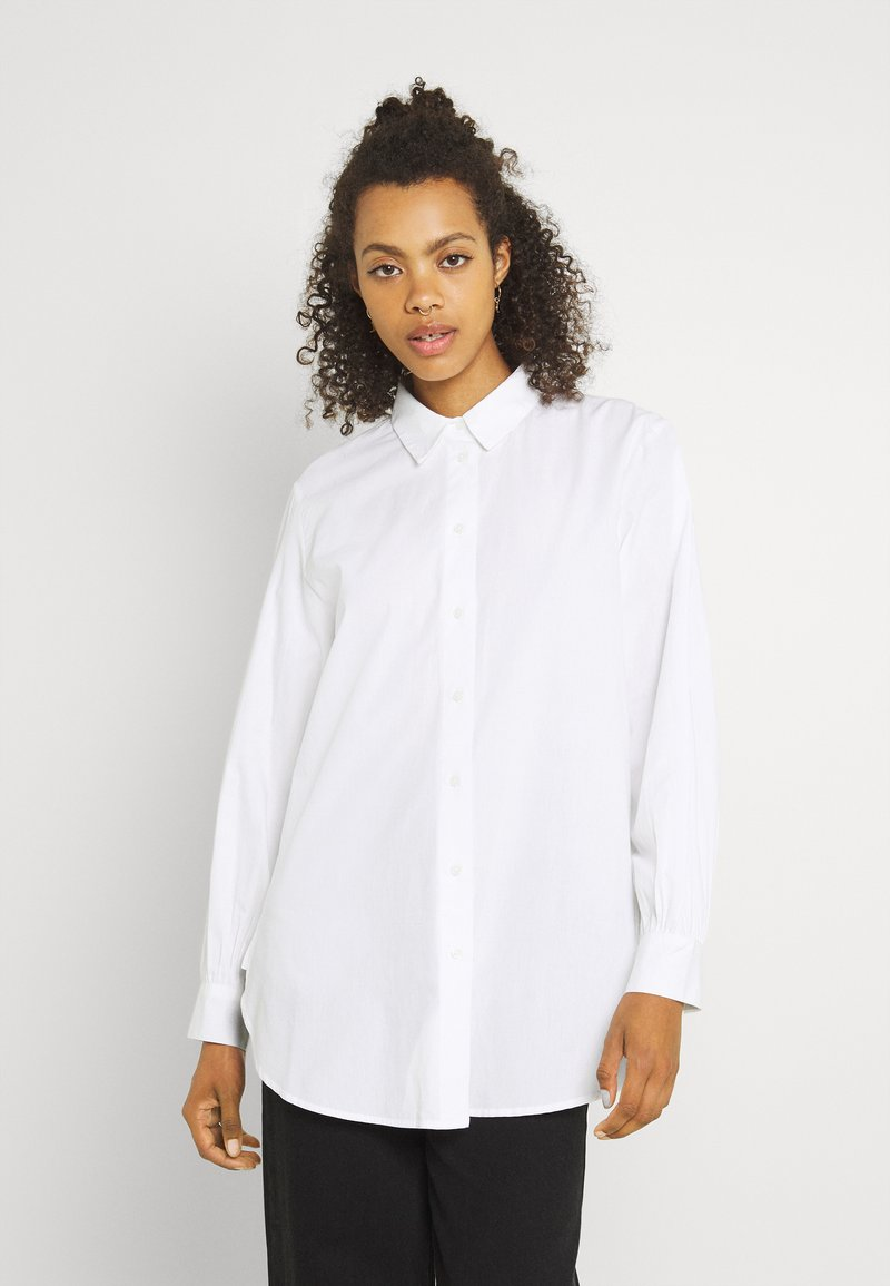 ONLY - ONLNORA NEW SHIRT - Blouse - white