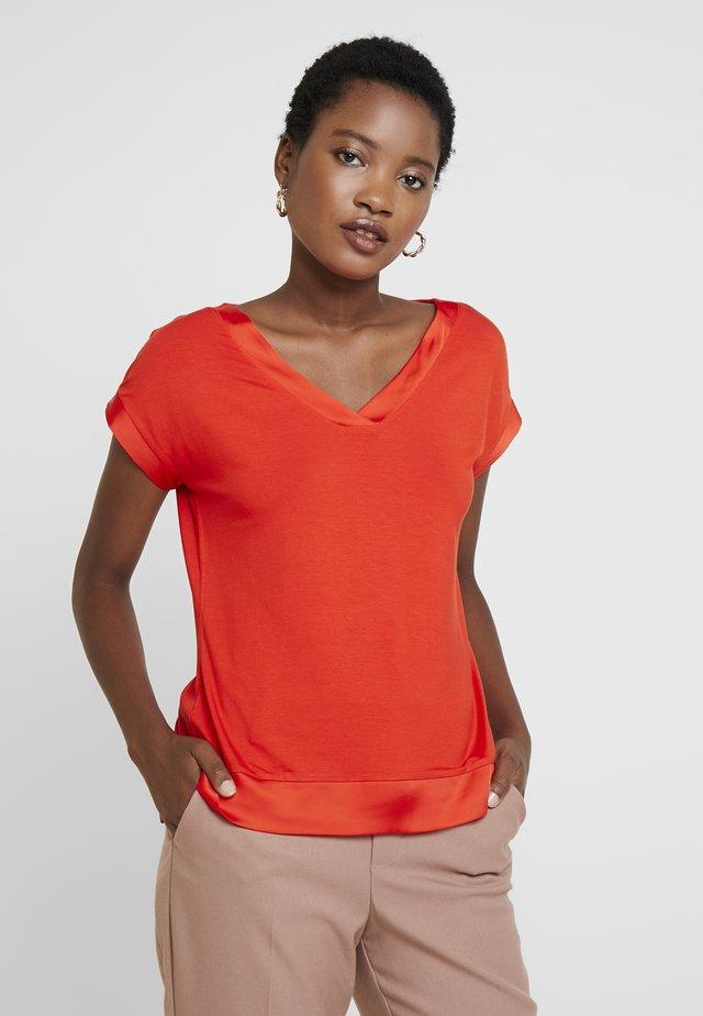 SHORTSLEEVE - Basic T-shirt - orange