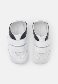 Emporio Armani - First shoes - white/dark blue - 3