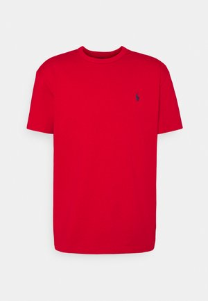 CLASSIC FIT JERSEY T-SHIRT - Basic T-shirt - red