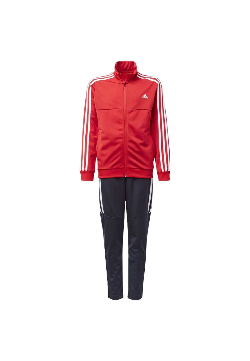 adidas Performance - TIRO TRACKSUIT - Tracksuit - red