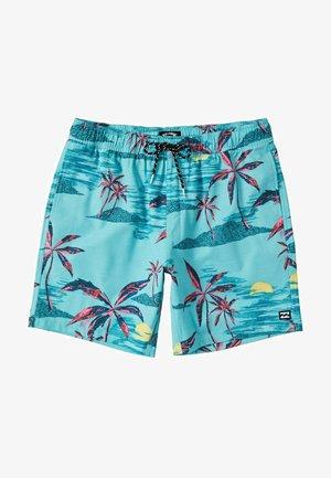 SUNDAYS LAYBACK - Swimming shorts - dark mint