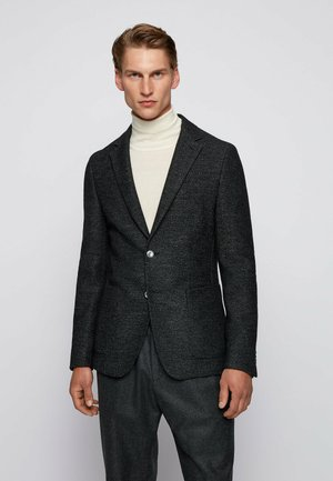 HANRY - blazer - dark grey