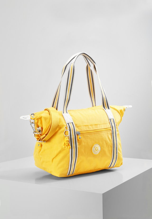 ART - Tote bag - vivid yellow