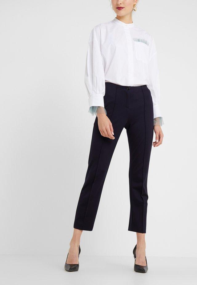 Pantalon classique - dunkelblau