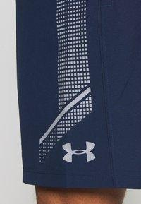 Under Armour - GRAPHIC SHORTS - Pantalón corto de deporte - academy - 5