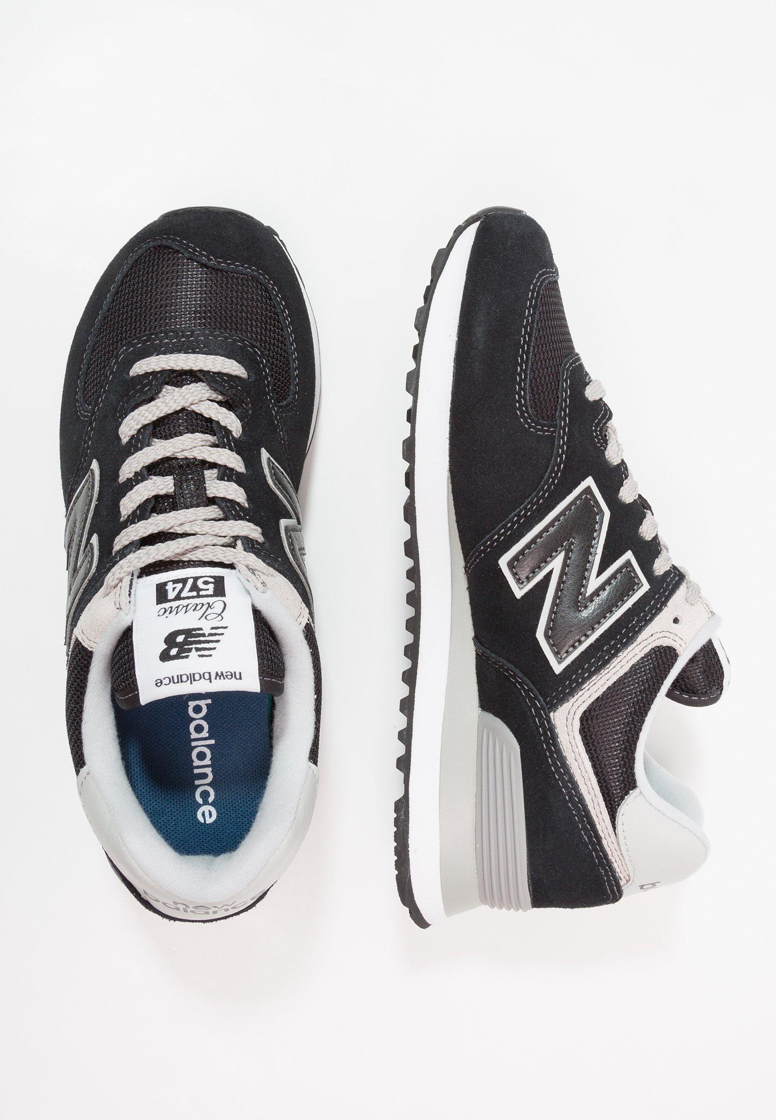 574 - Sneakers basse - black