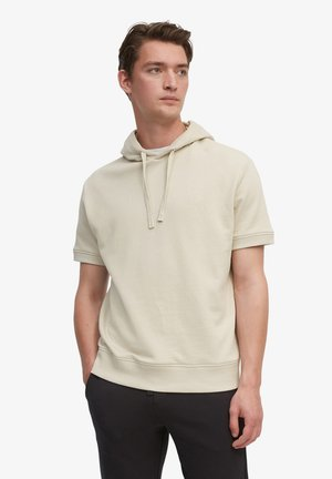 FRENCH TERRY - Hoodie - puritan