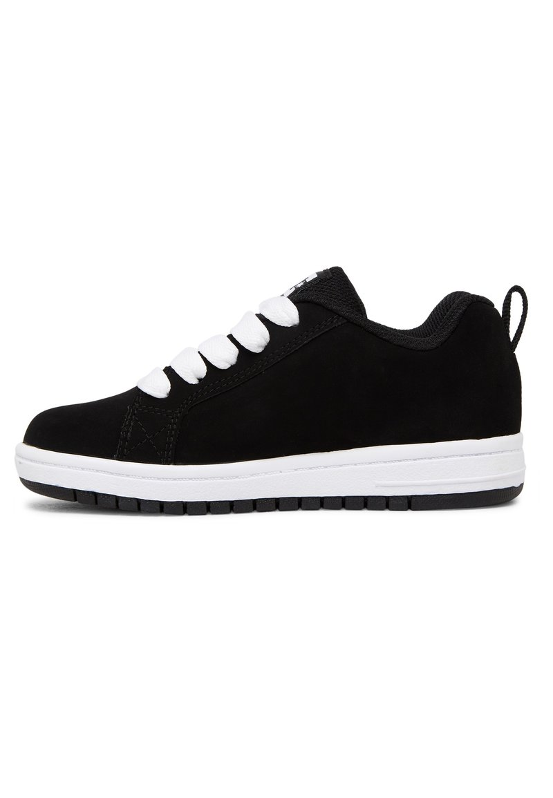 DC Shoes - Trainers - black/white