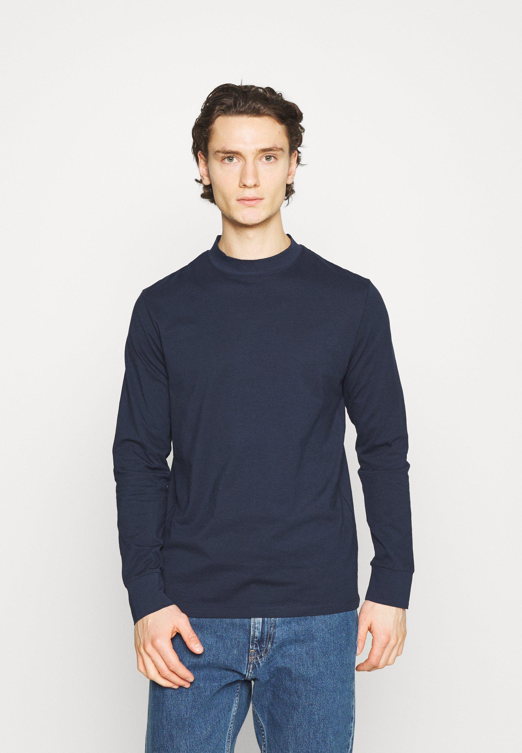 Men JORBROCK TEE - Long sleeved top