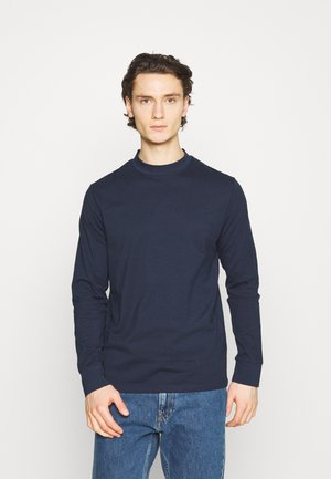 JORBROCK TEE - Long sleeved top - navy blazer