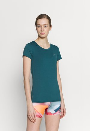 ONPCLARISSA TRAINING TEE - Basic T-shirt - balsam